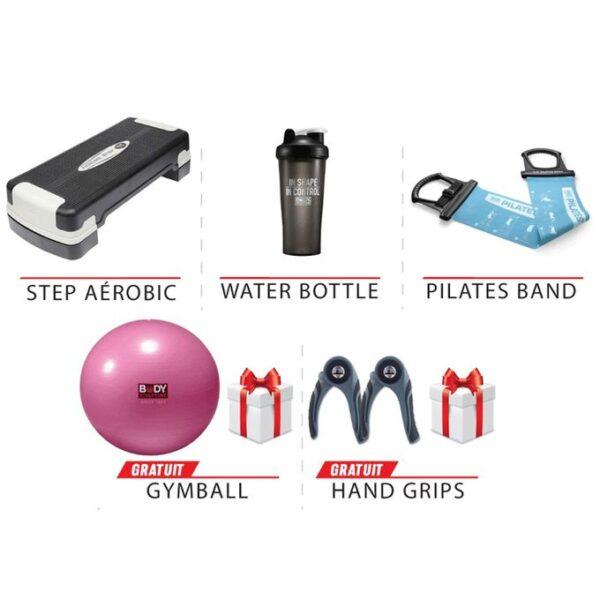 Ensemble de Gym - Sport et Fitness 2