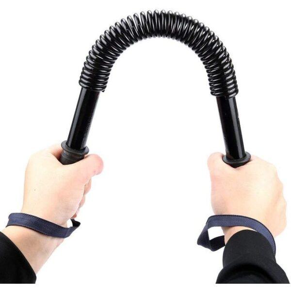 Barre d'exercice - Tige de force de bras flexible 40 KG