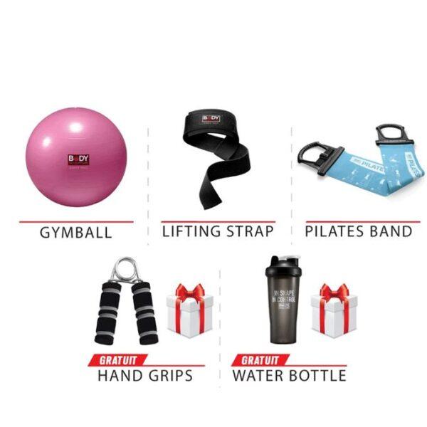 Ensemble de Gym - Sport et Fitness