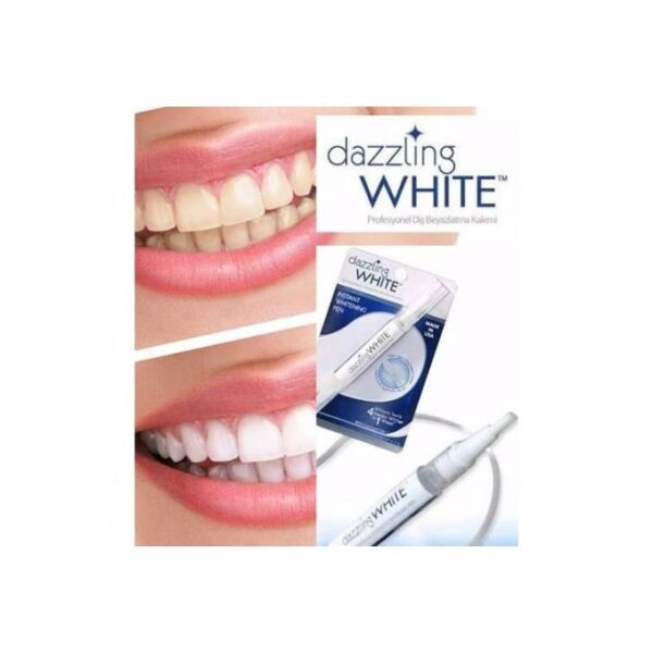 STYLO BLANCHIMENT DES DENTS DE DAZZLING WHITE