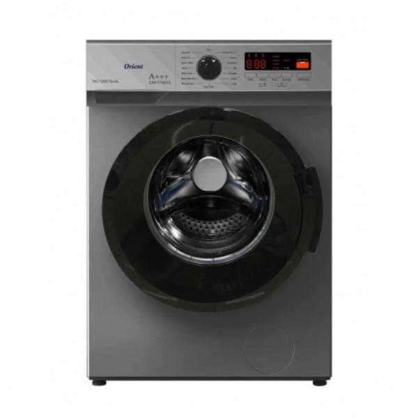 Machine à laver Frontale Orient 9 Kg Silver