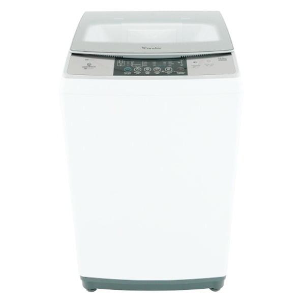 Machine à Laver Top Automatique CONDOR 10.5 Kg - Blanc