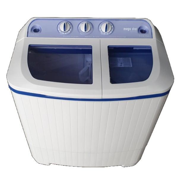 Machine à Laver Semi-automatique 9 Kg MEGA STAR