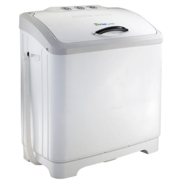 Machine à Laver SEMI-AUTOMATIQUE UNIONAIRE 13 KG / BLANC
