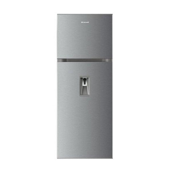 Réfrigérateur BRANDT 400 Litres NoFrost avec distributeur d'eau Inox