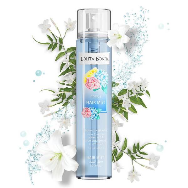 Parfum cheveux Lolita Bonita FRESH HAIR MIST 120ml - Femmes
