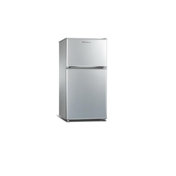 Réfrigérateur Biolux 172 litres gris