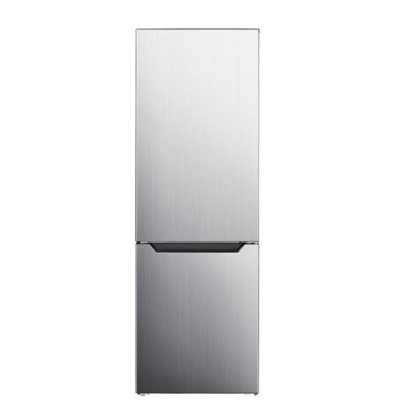 Réfrigérateur combiné SABA 327L silver