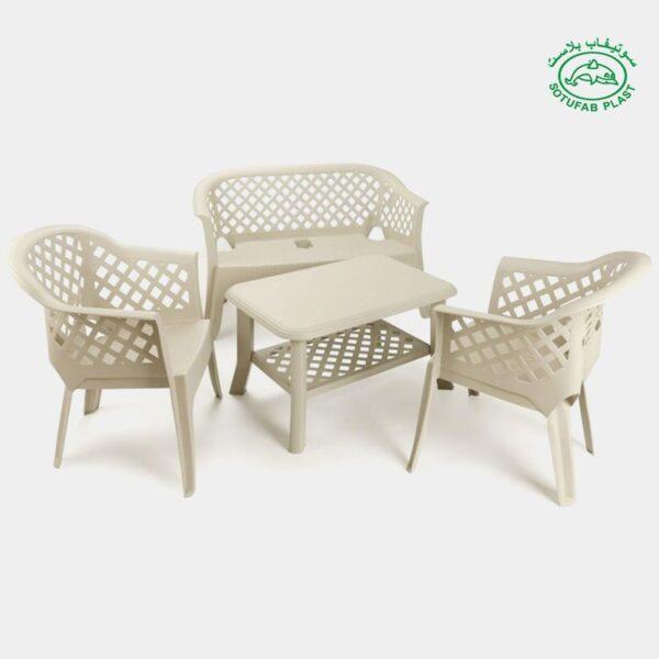 SALON LARIANA + TABLE