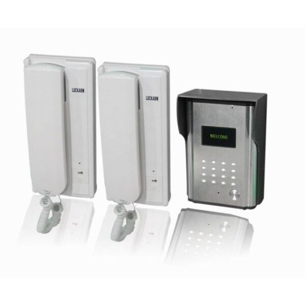 Interphone double postes Luckarm 3208 AA