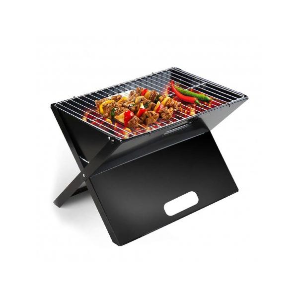 Barbecue portable noir