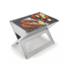 Barbecue portable inox