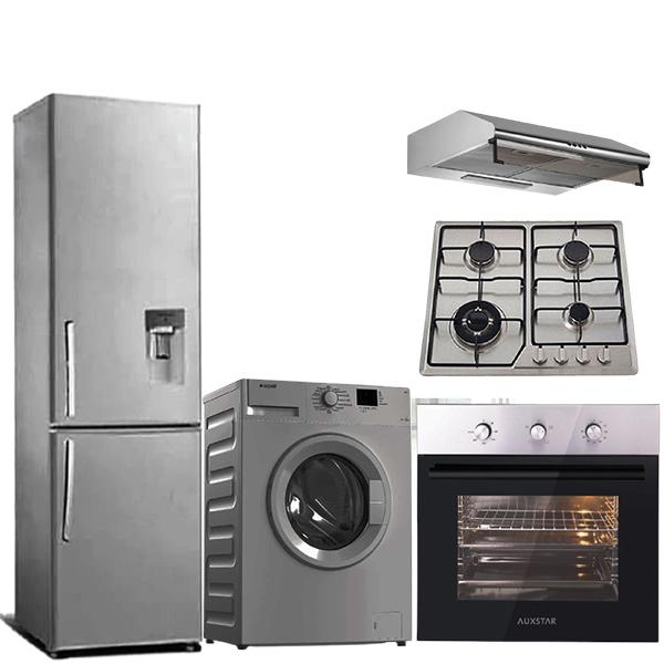 promotion-pack7-machine-a-laver-6kg-GRIS6ARCELIK--refrigerateurF-newstar-3600xombine--pack-auxstar-inox-electromenager-cuisine-tunisie