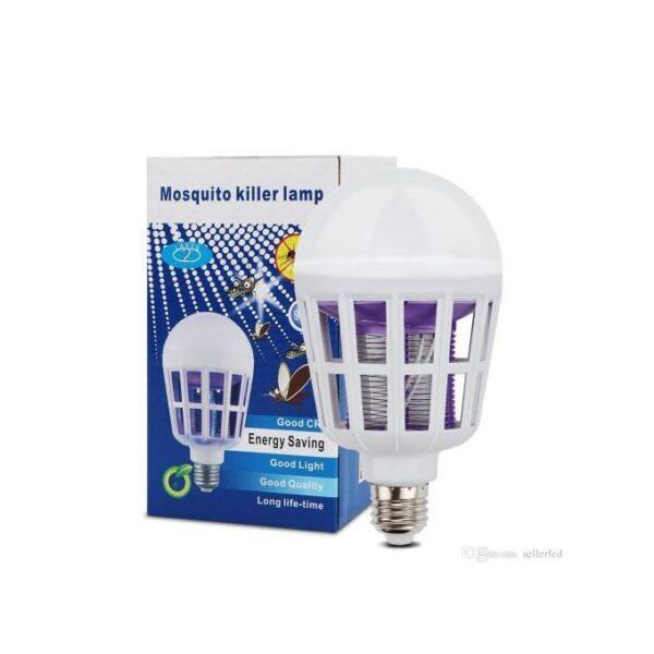 Ampoule LED tueur de moustiques